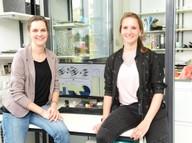 Dr. Kerstin U. Ludwig und Dr. Julia Welzenbach