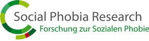 social phobia research logo